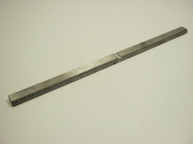 Andruckleiste Planschlitten Pos. 48 D 280 x 700 G