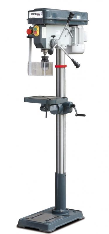 OptiDrill B 25 Action Set - column drill