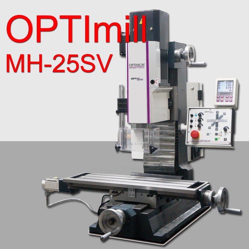 OPTImill MH 25SV