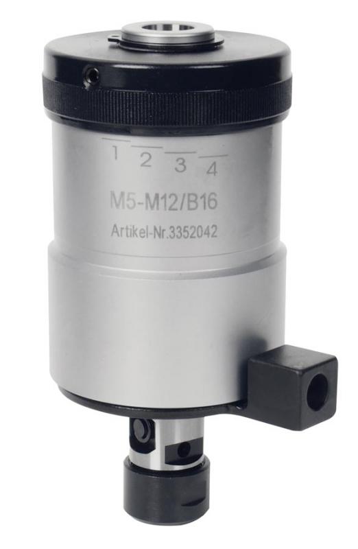 Gewindeschneidapparat M5 - M12/B16