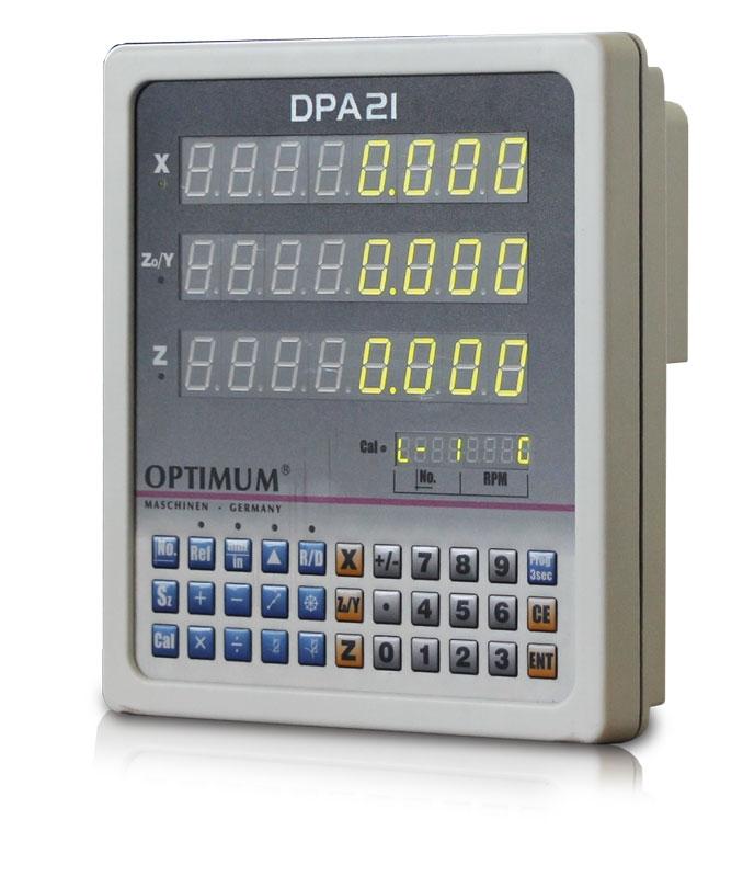 DPA 21 mit LED-Anzeige