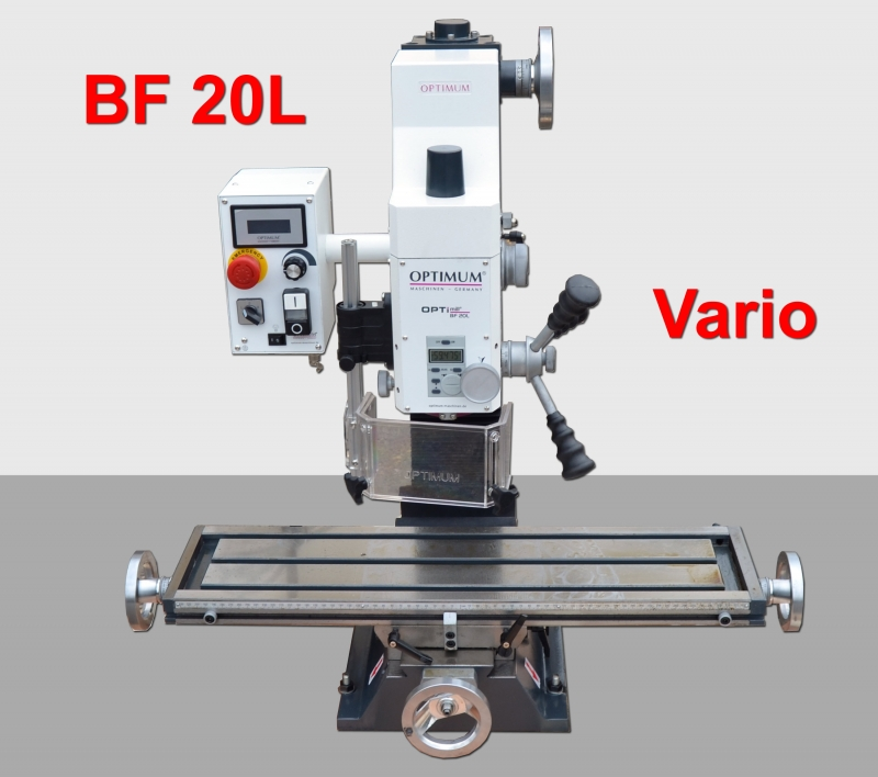OPTImill BF 20 Vario