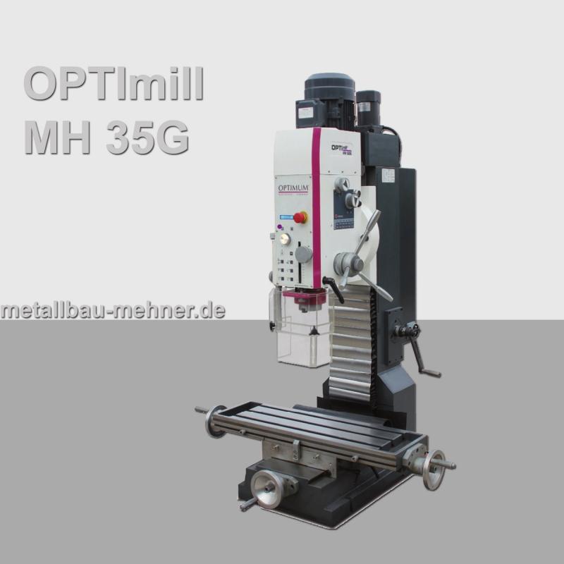 OPTImill MH 35G