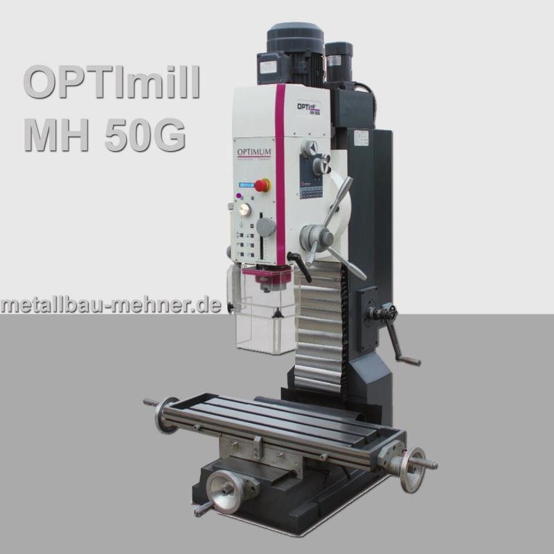 OPTImill MH 50G