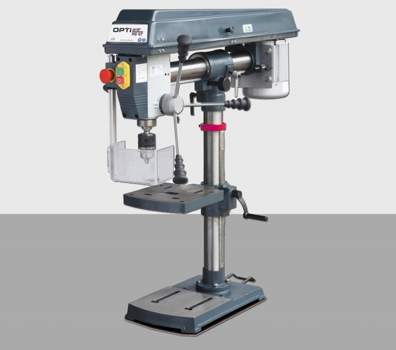 OptiDrill RB 6T - Radial drilling machine