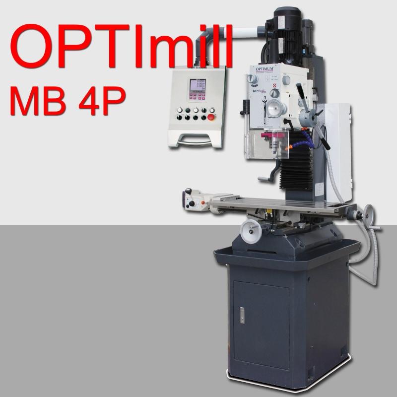 OPTImill MB 4P Aktionsset