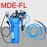 MDE-FL minimum quantity lubrication