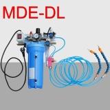 MDE-DL minimum quantity lubrication
