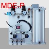 MDE-P minimum quantity lubrication