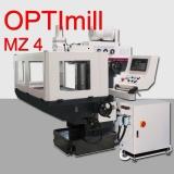 Optimill MB 4 - Milling Machine