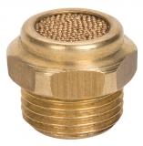 Schalldämpfer 3/8 für elektromagnetische Anlaufentlastung