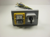 Schalterkombination 230V Pos. 264-1 D240 x 500 G / D240 x 500 Vario