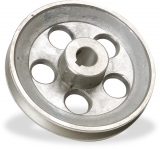 V-belt pulley A 160 x 28 two-axle