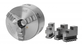 Three-jaw lathe chuck Ø 125 mm concentric clamping