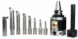Precision boring drilling head kit ISO 40