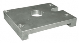 Adapter plate for Optimill BF 46Vario