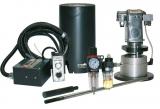 Universelles Druckluft-Werkzeugspannsystem ISO 30