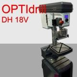 OPTIdrill DH 18V Set